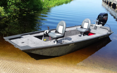Aluminum Boat Perfection